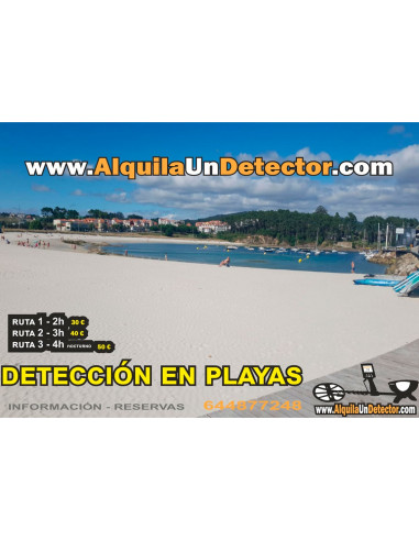 Detección en Playas
