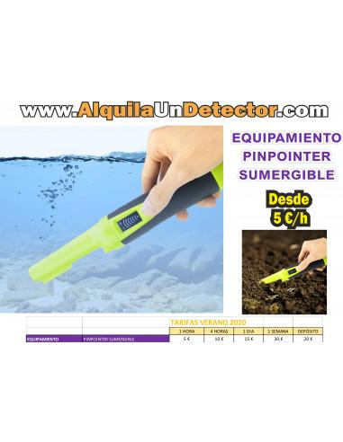 copy of Equipamiento PINPOINTER DE...