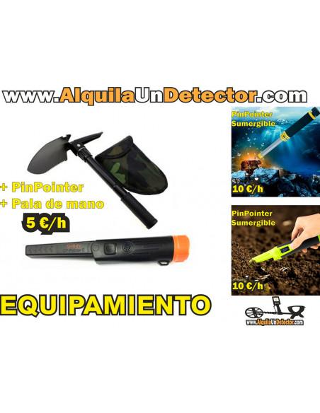 ALQUILER DE EQUIPAMIENTO